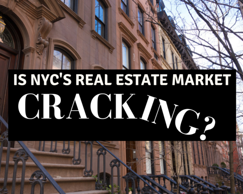 Is NYC's Real Estate Bubble Cracking?