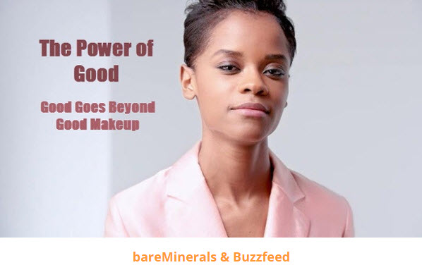 bareMinerals native campaign