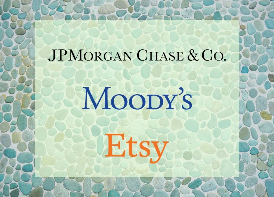 M&A Report: JPMorgan, Moody's and Etsy In The News