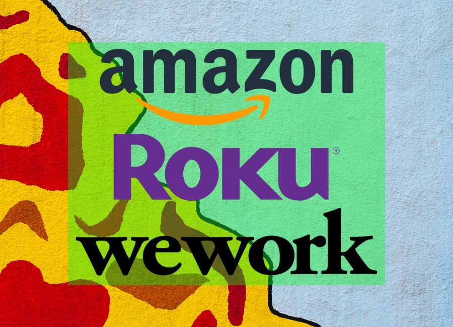 M&A Report: Amazon, Roku and WeWork In the News