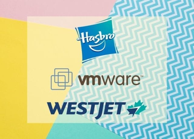 M&A Report: Hasbro, VMware and WestJet In the News