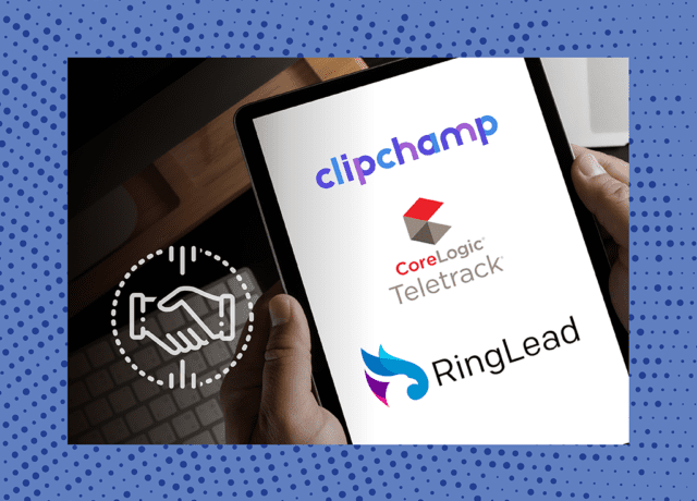 M&A Report: RingLead, Teletrack and Clipchamp In the News 
